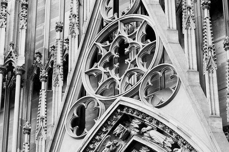 France - Strasbourg - cathedral