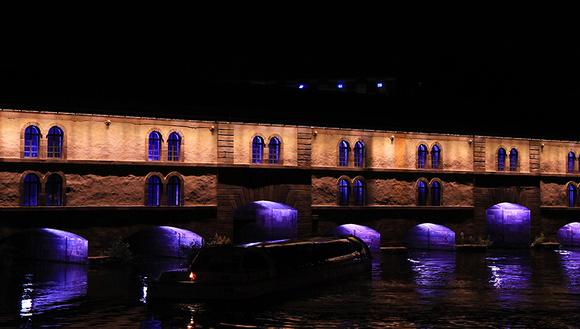 "Strasbourg : old center town ""La petite France"""